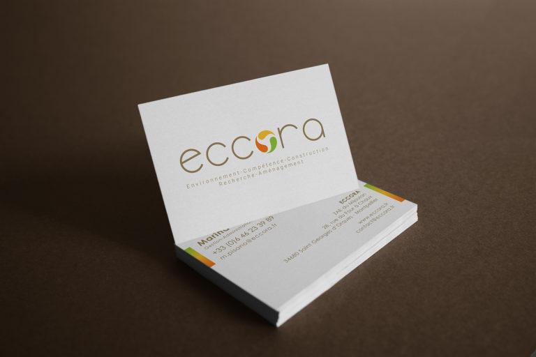 Carte de visite ECCORA