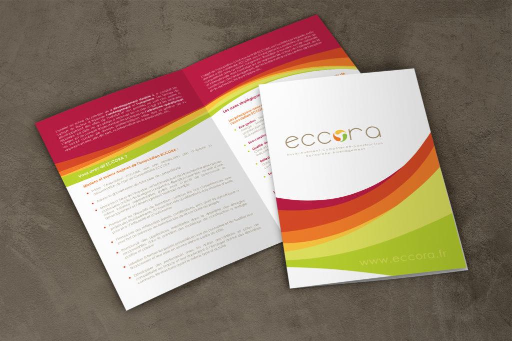 Plaquette commerciale ECCORA