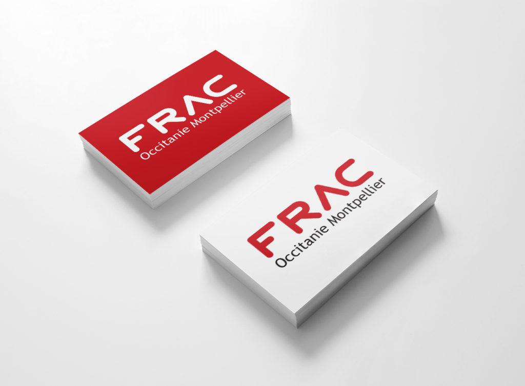 Logo FRAC Occitanie Montpellier