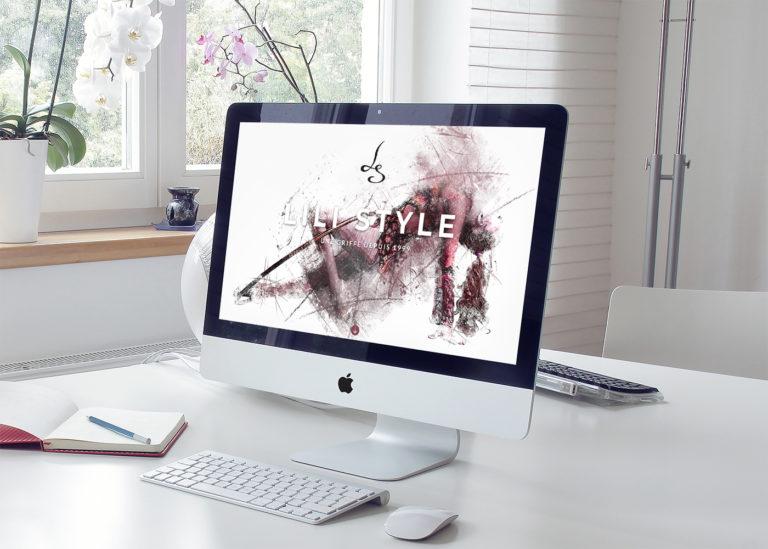Site internet Lili Style